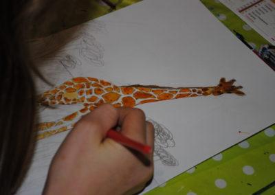 girafe Rebecca